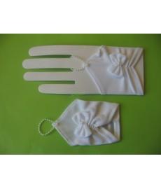 Rękawiczki komunijne 13