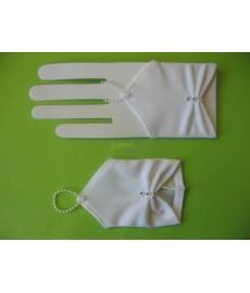 Rękawiczki komunijne 14