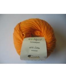 BABY COTTON 3416 pomarańcz