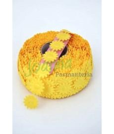 Aplikacja wz47 słoneczka żółte
