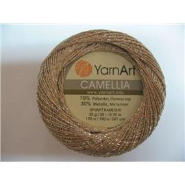Camellia złoty/srebrny 418