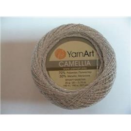 Camellia srebrny/srebrny 411