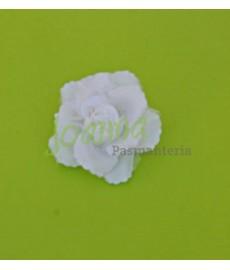 Kwiat z broszką CKB1 biały