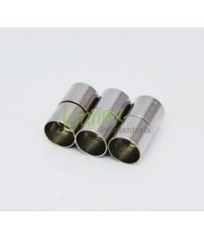 Zapięcie magne. 24/66 10mm srebro