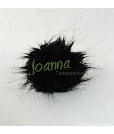 Pompon C1 (10cm) czarny