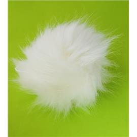 Pompon C1 (10cm) ecru