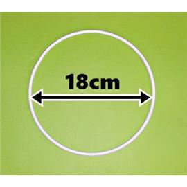 Obręcz metalowa 18cm