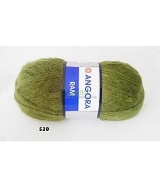 Angora Ram kol 530 zielona