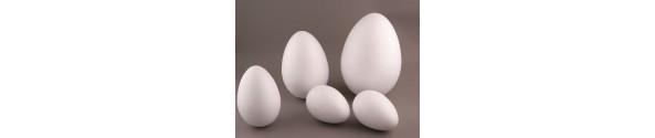 Jaja styropianowe