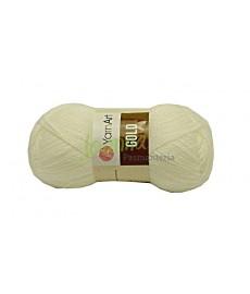 YarnArt Gold kolor 9362 biały