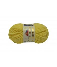Włóczka DOLPHIN BABY 80302 pastel żółty