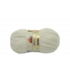 Włóczka DOLPHIN BABY 80301 biały