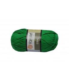 Włóczka IDEAL zielony 227