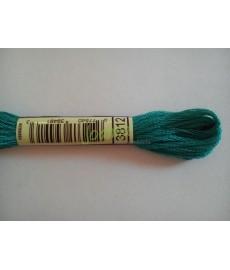 Mulina DMC kolor 3812
