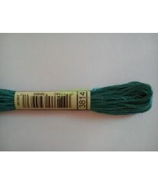 Mulina DMC kolor 3814