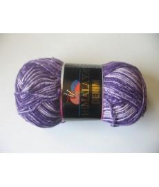 Włóczka DENIM fiolet 16