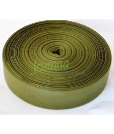 Taśma bawełniana 153.40cm kol zielony