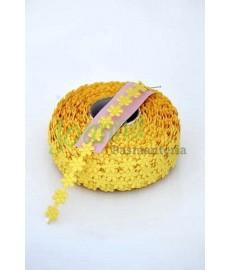 Aplikacja wz. 77 kwiatki żółte