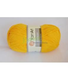 Włóczka COTTON SOFT Nr 35 żółty
