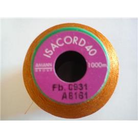 Isacord kolor 0931