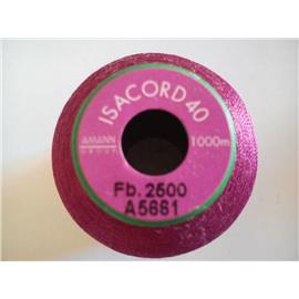Isacord kolor 2500