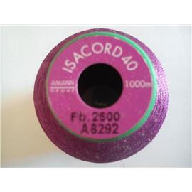 Isacord kolor 2600