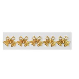 Dzwonek  WZ 151 złoty brokat
