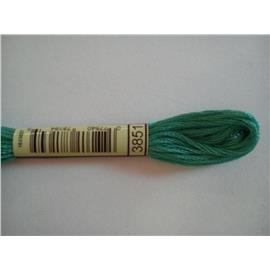 Mulina DMC kolor 3851