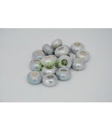 Ceramika kulka-oponka 8x13 szary