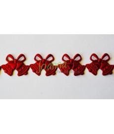 Dzwonek  WZ 151 czerwony