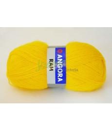 Angora Ram kol 586 żółty