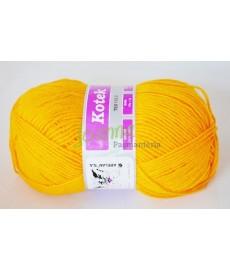Włóczka  Kotek nr. 33-2204 żółty