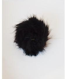 Pompon C1 (10cm) szary