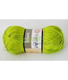Włóczka RAPIDO kol 661 n.zielony