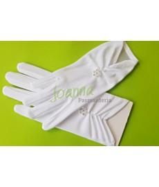 Rękawiczki pełne z cyrkonią