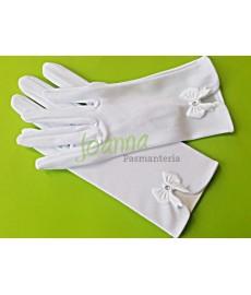 Rękawiczki pełne koronka