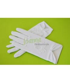 Rękawiczki pełne z koronką
