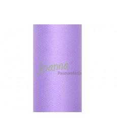 Tiul gładki, fiolet 0,15x9m 1szt