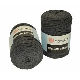 Włóczka MACRAME COTTON 758 grafit 3mm