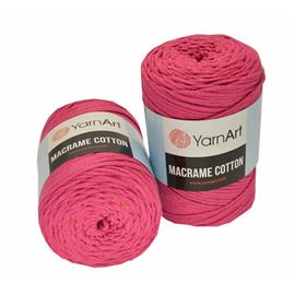 Włóczka MACRAME COTTON 771 amarant  3mm