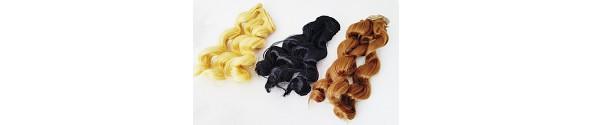 Włosy do lalek