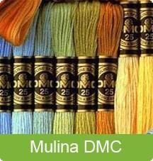 Mulina DMC
